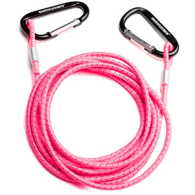 """Swimmrunners Support Pull Belt Cord 3m Pink"""